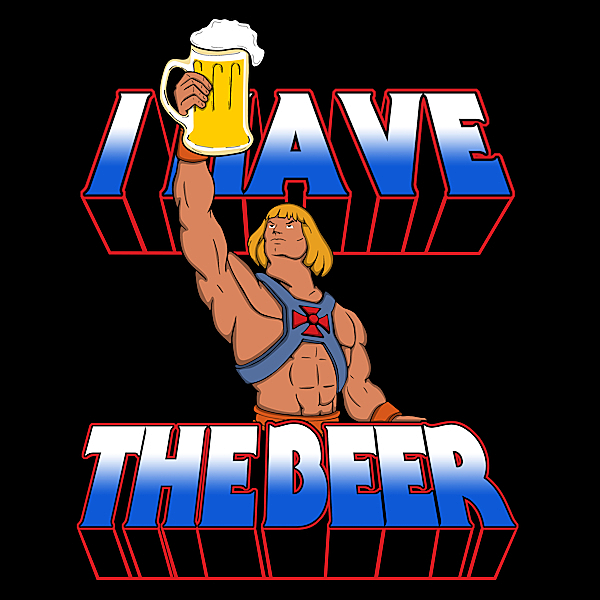 NeatoShop: I have the beer