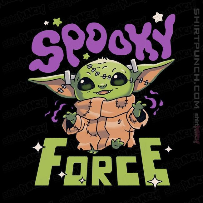 ShirtPunch: Spooky Force