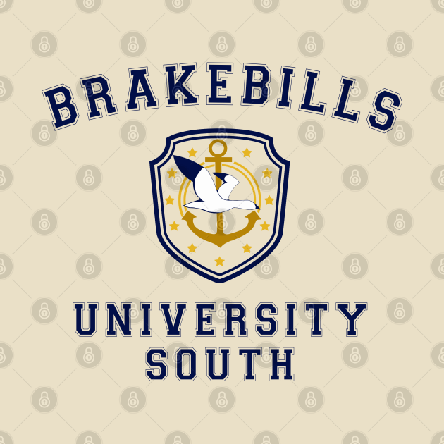 TeePublic: Brakebills University South