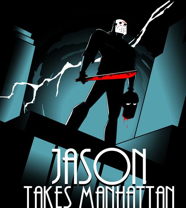 teeVillain: Jason The Animated Series