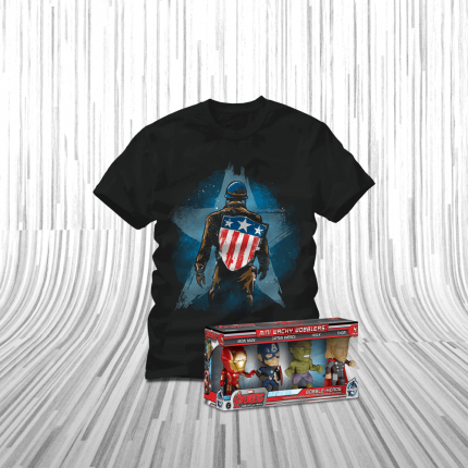 ShirtPunch: The Avengers Bundle