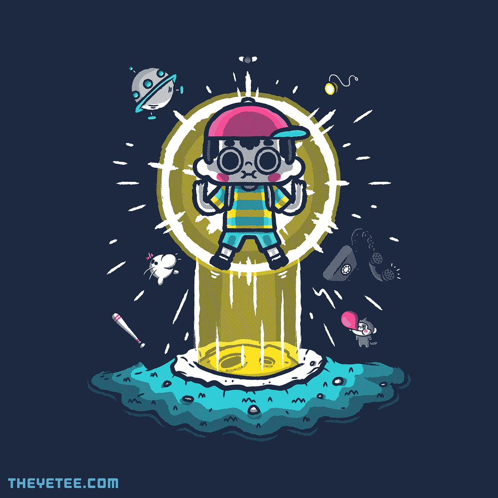 The Yetee: Small town Kid