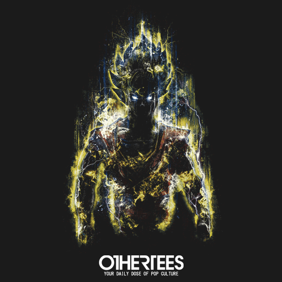 OtherTees: Epic Saiyan