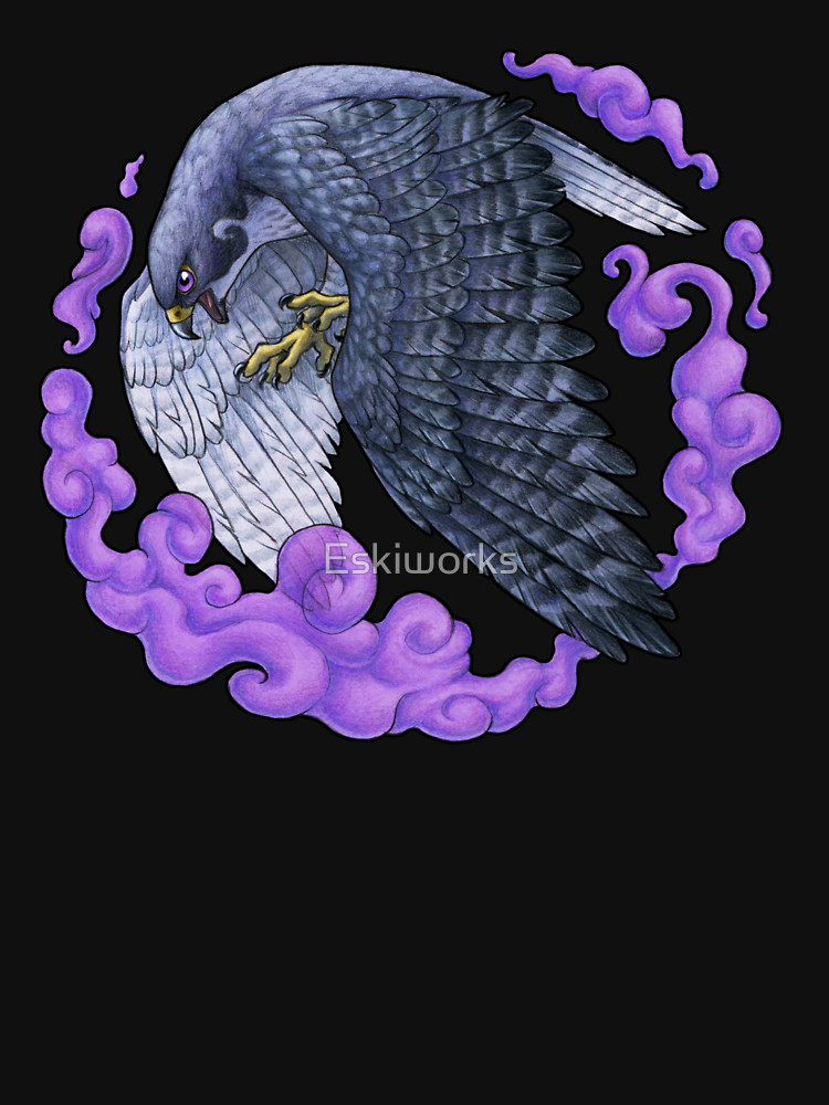 RedBubble: Cloud Falcon