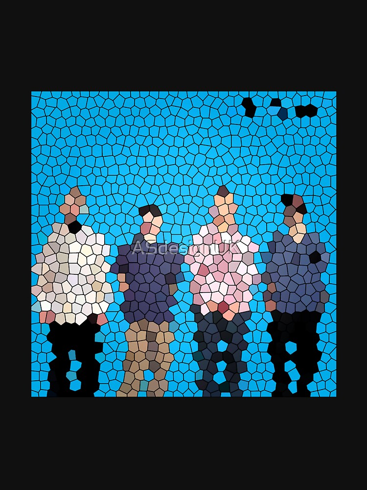 RedBubble: Weezer Mosaic