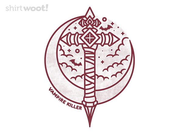 Woot!: Vampire Killer