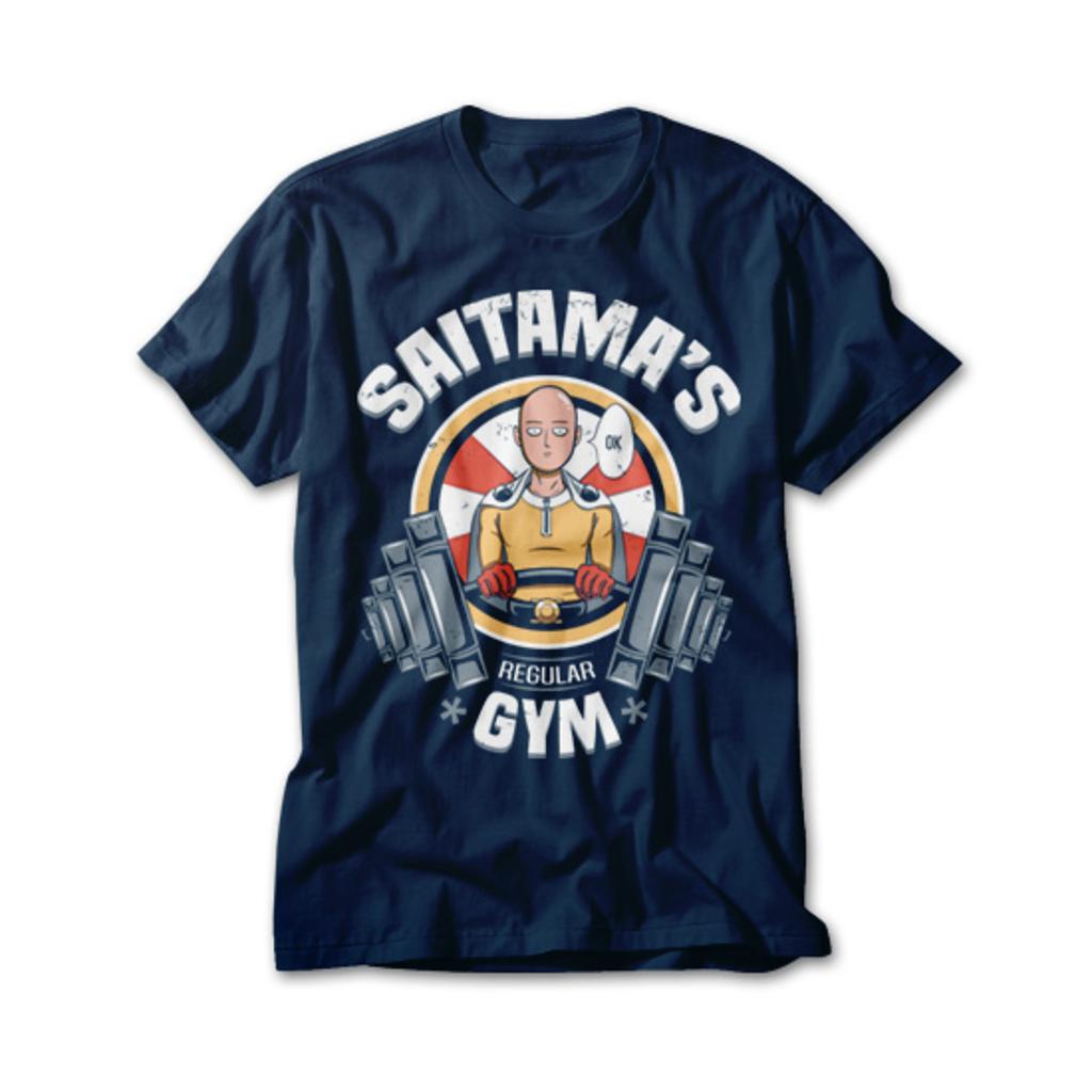 OtherTees: Saitama's gym