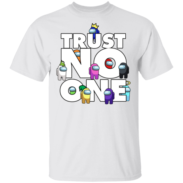 Pop-Up Tee: Among Us Trust No One