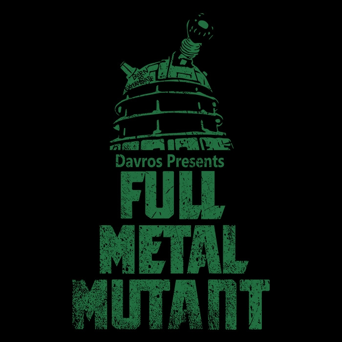 Whovians: Full Metal Mutant Shirt