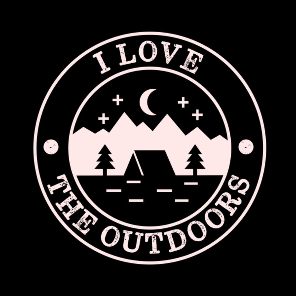 NeatoShop: I love to explore outdoors
