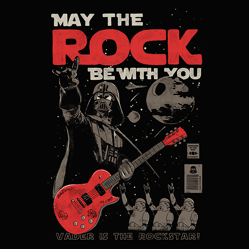 Wistitee: May The Rock Be With You