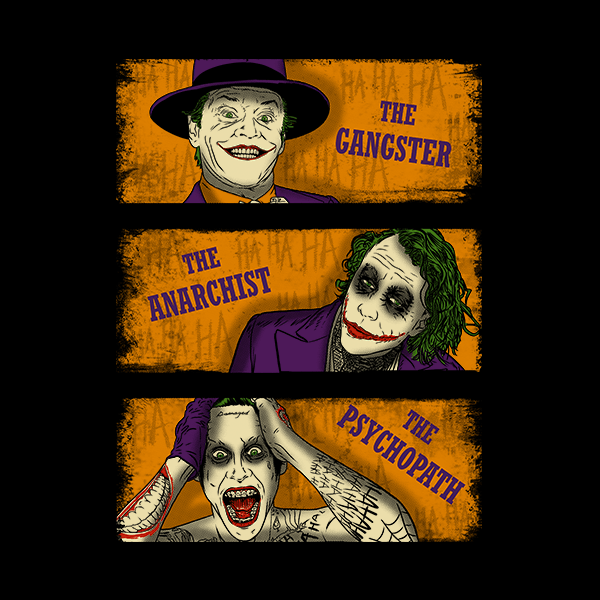 Unamee: Types of Clowns