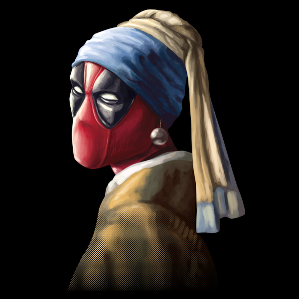 NeatoShop: Hero with an pearl earring