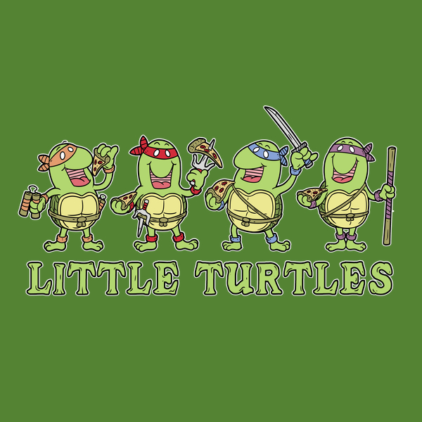 NeatoShop: Little Turtles