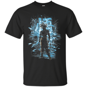 Pop-Up Tee: Ultra Instinct Storm