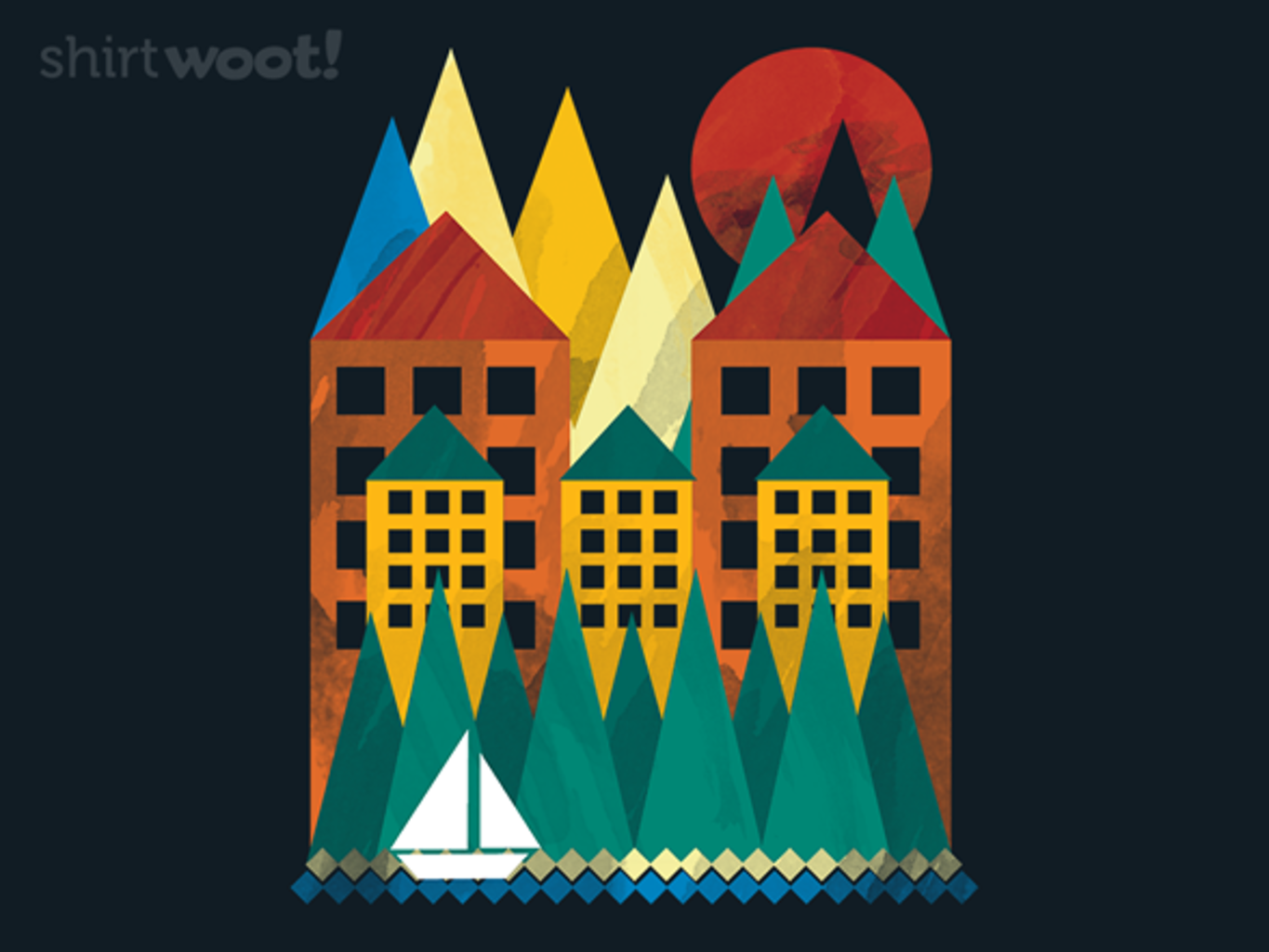 Woot!: Abstract World