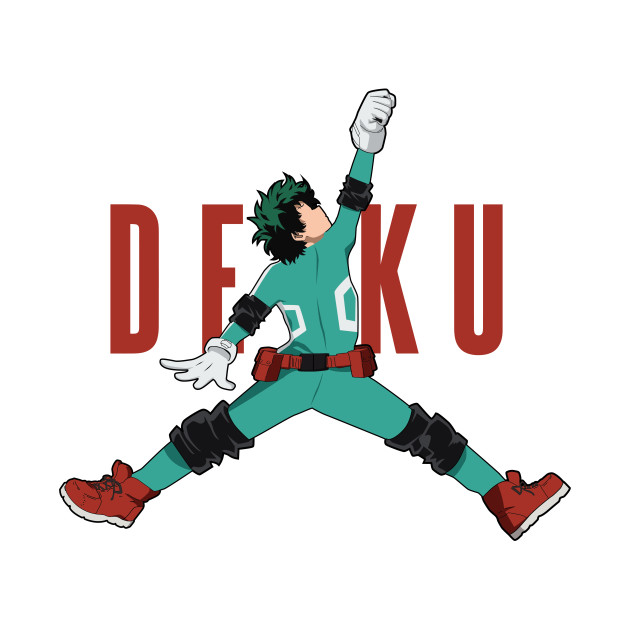 TeePublic: Air Deku
