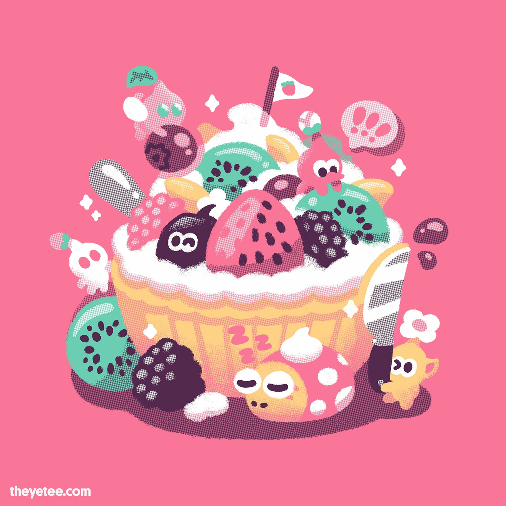 The Yetee: Fruity Filling