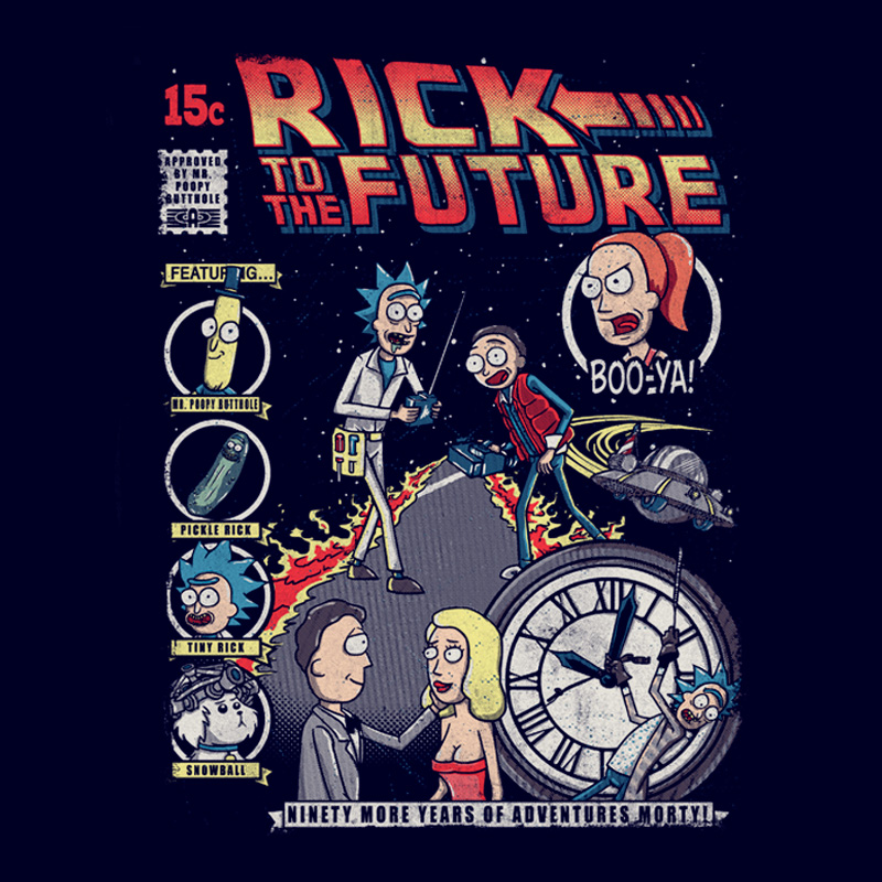 Pampling: Rick To The Future