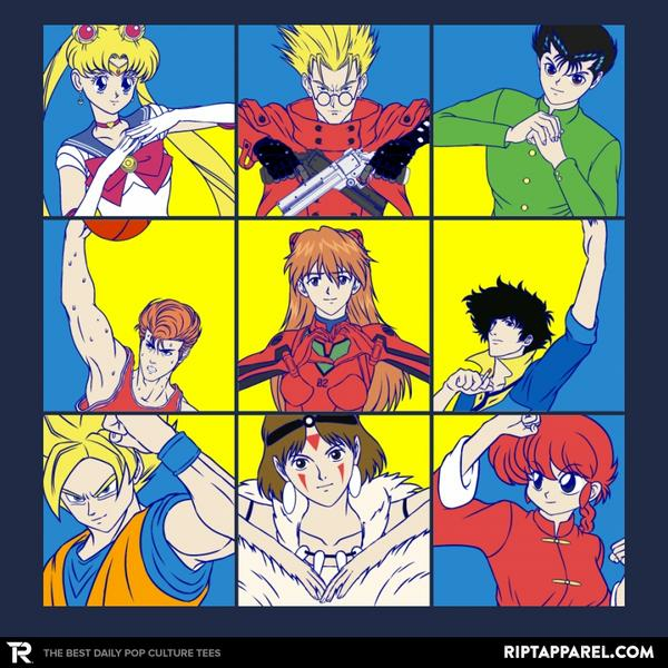 Ript: The Anime Heart of a 90s Kid