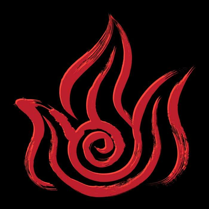Once Upon a Tee: Fire