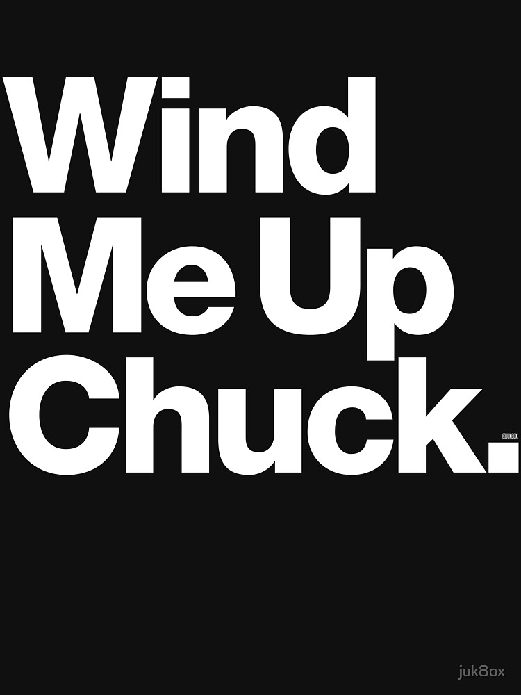 RedBubble: Chuck Brown DC Go-Go Wind Me Up