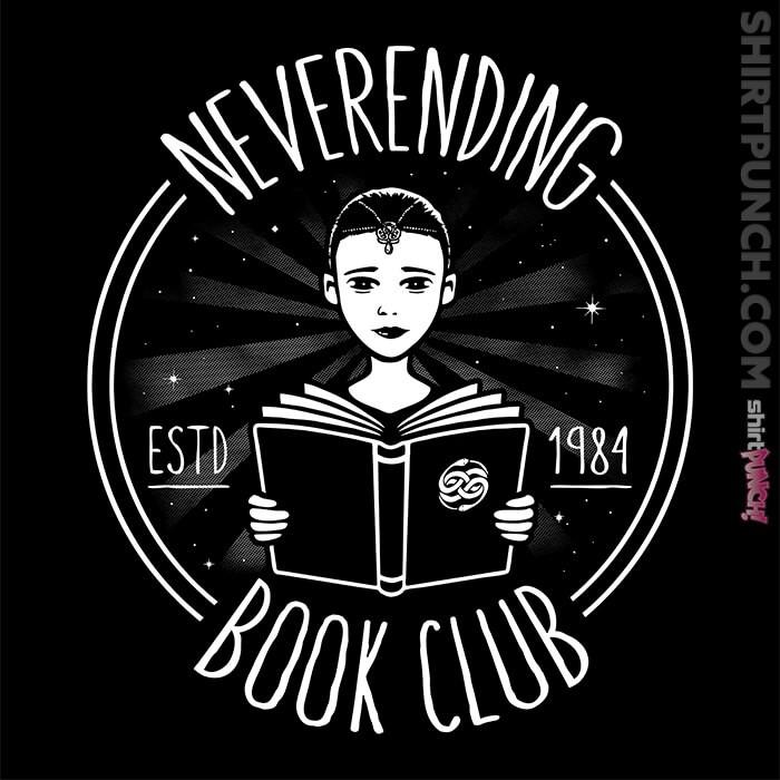 ShirtPunch: Neverending Book Club