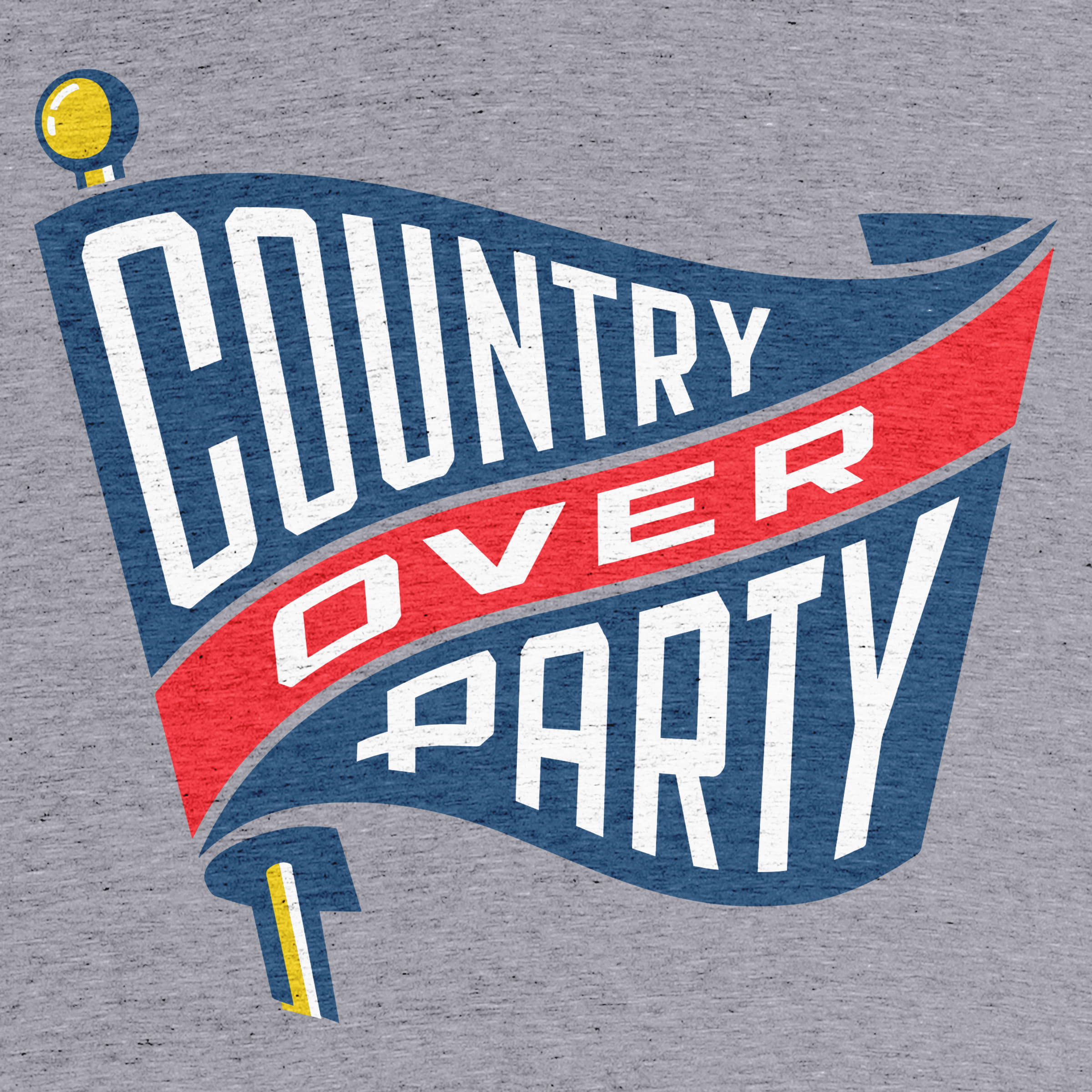 Cotton Bureau: Country Over Party