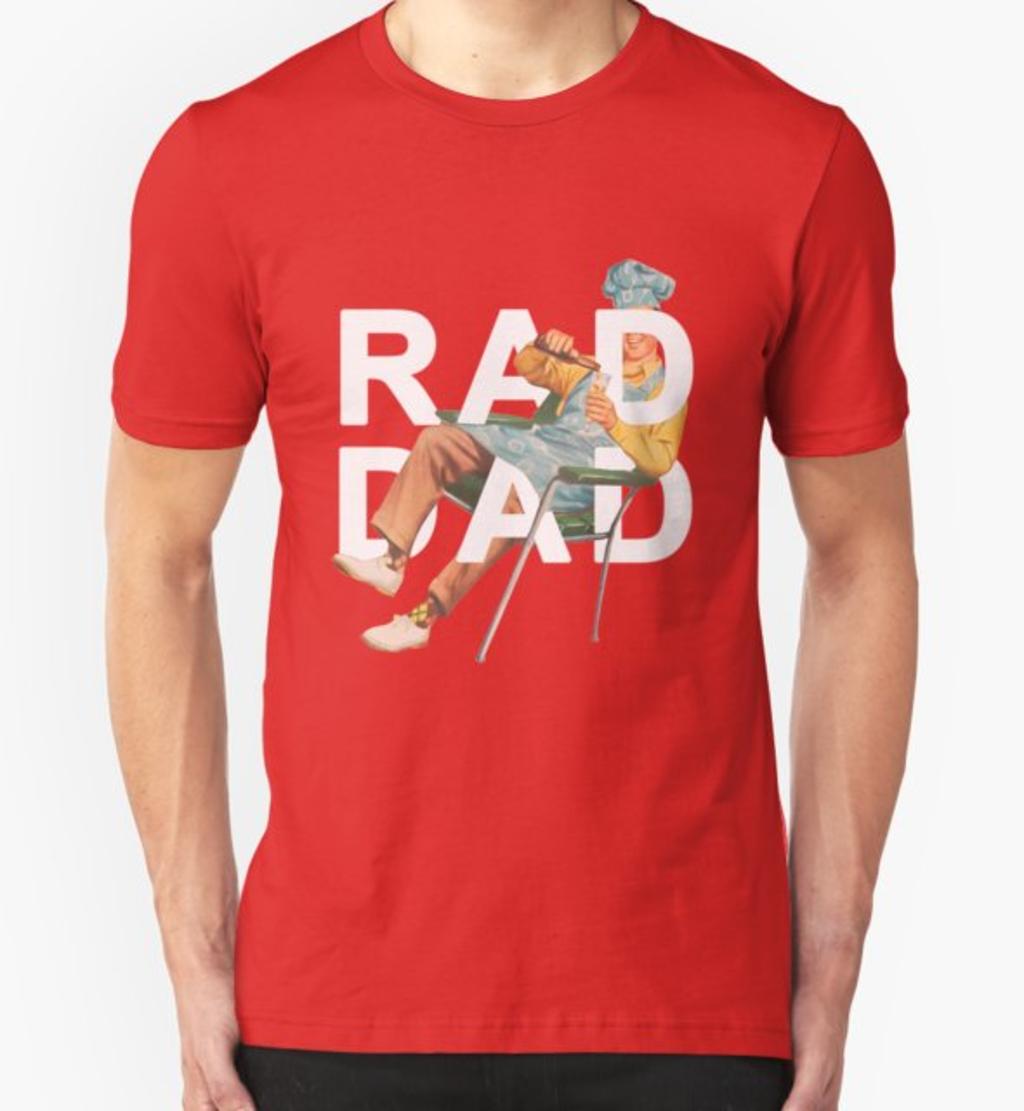 RedBubble: Rad Dad