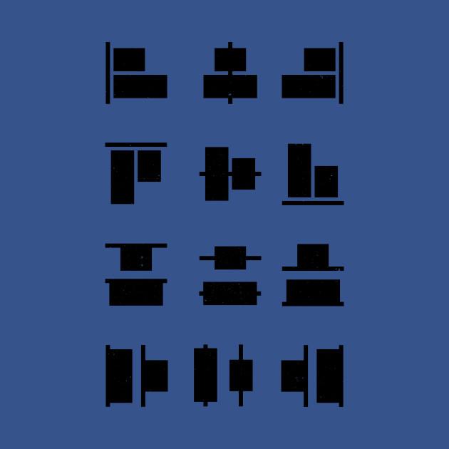 TeePublic: Alignment T-Shirt