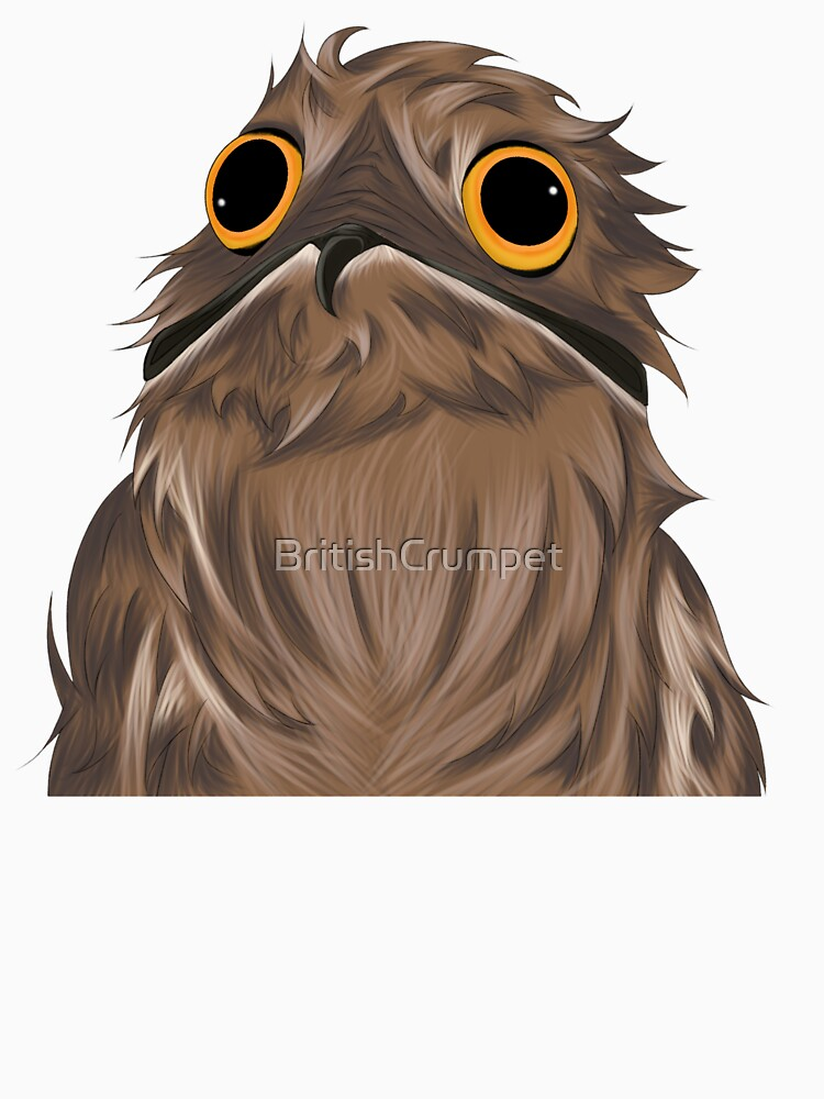 RedBubble: The Majestic Potoo