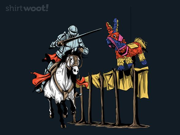 Woot!: Medieval Games