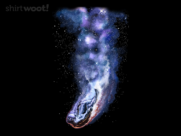 Woot!: Fallstronaut