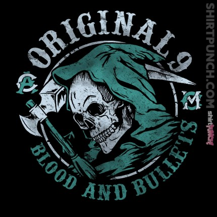 ShirtPunch: Blood and Bullets