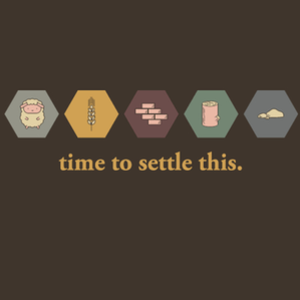 Qwertee: Time to Settle This