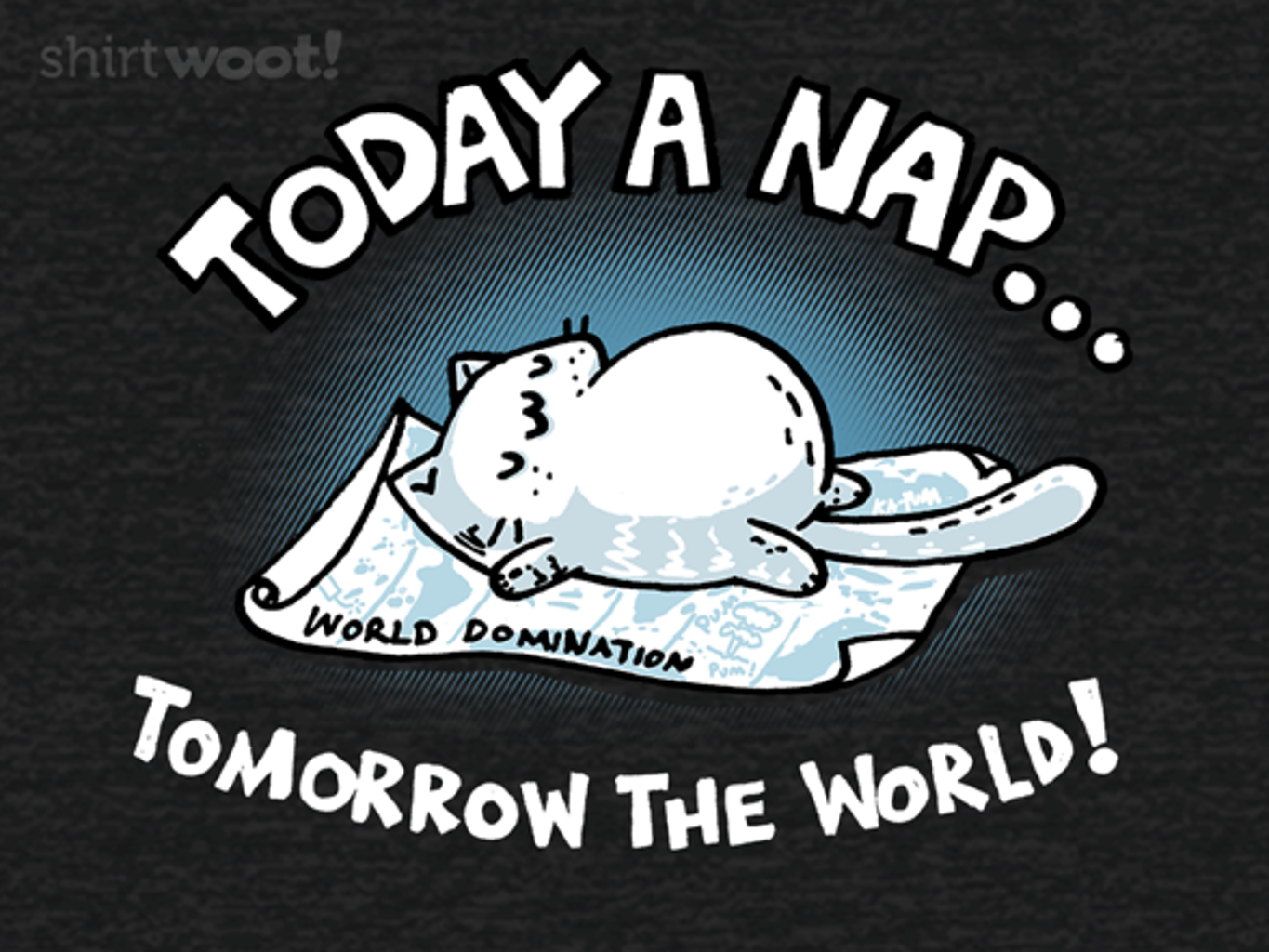 Woot!: Today, a Nap!