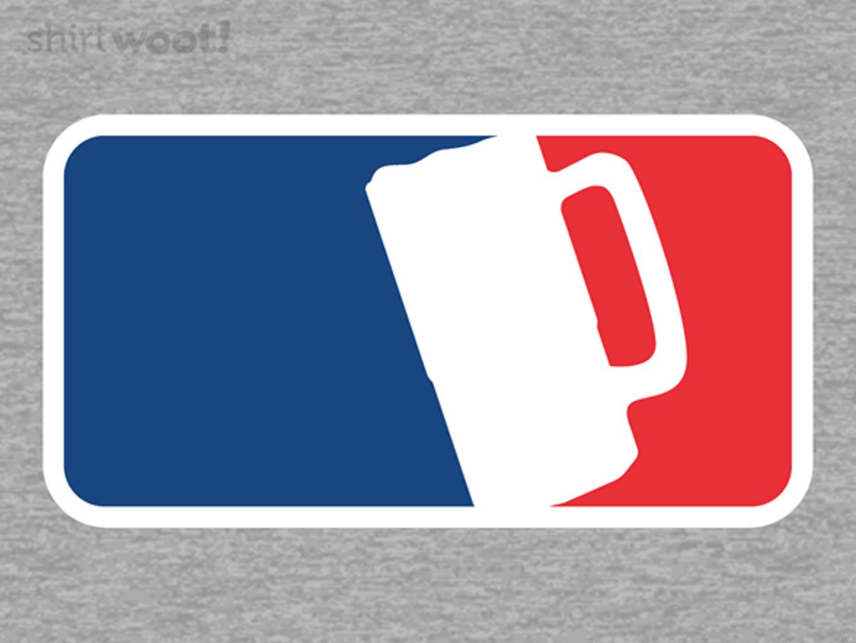 Woot!: Major League of Beer