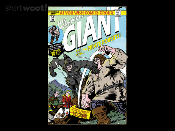 Woot!: The Incredible Giant