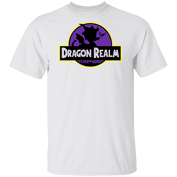 Pop-Up Tee: Dragon Realm Park