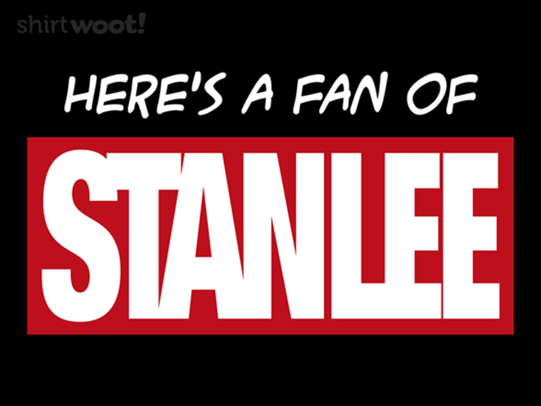 Woot!: A Fan of Stan