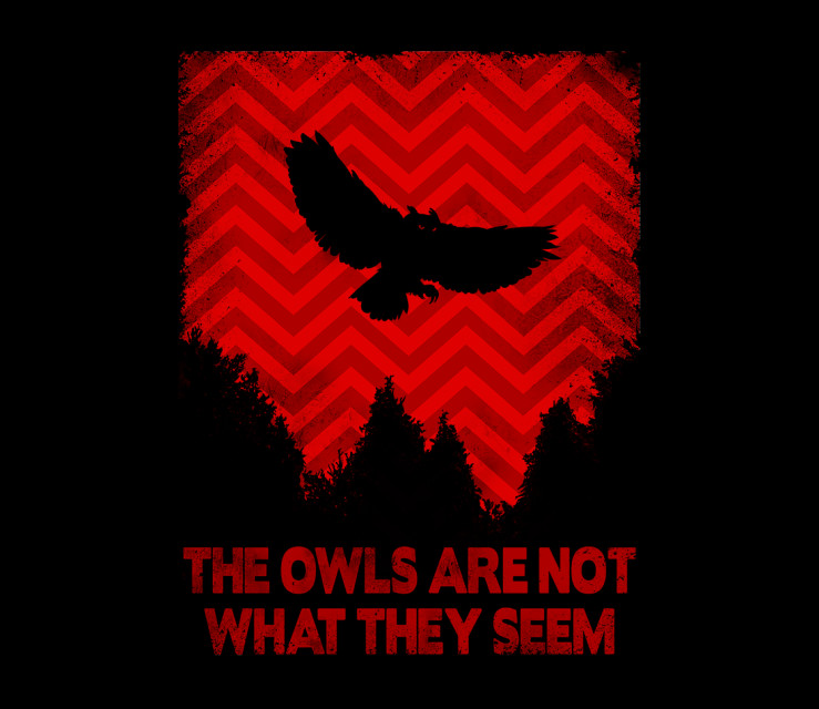 TeeFury: The Owls Are Not What They Seem