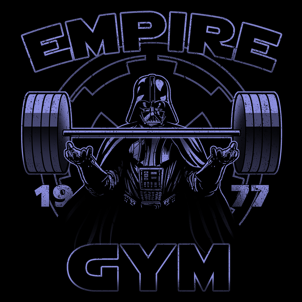 Pop-Up Tee: Empire Gym