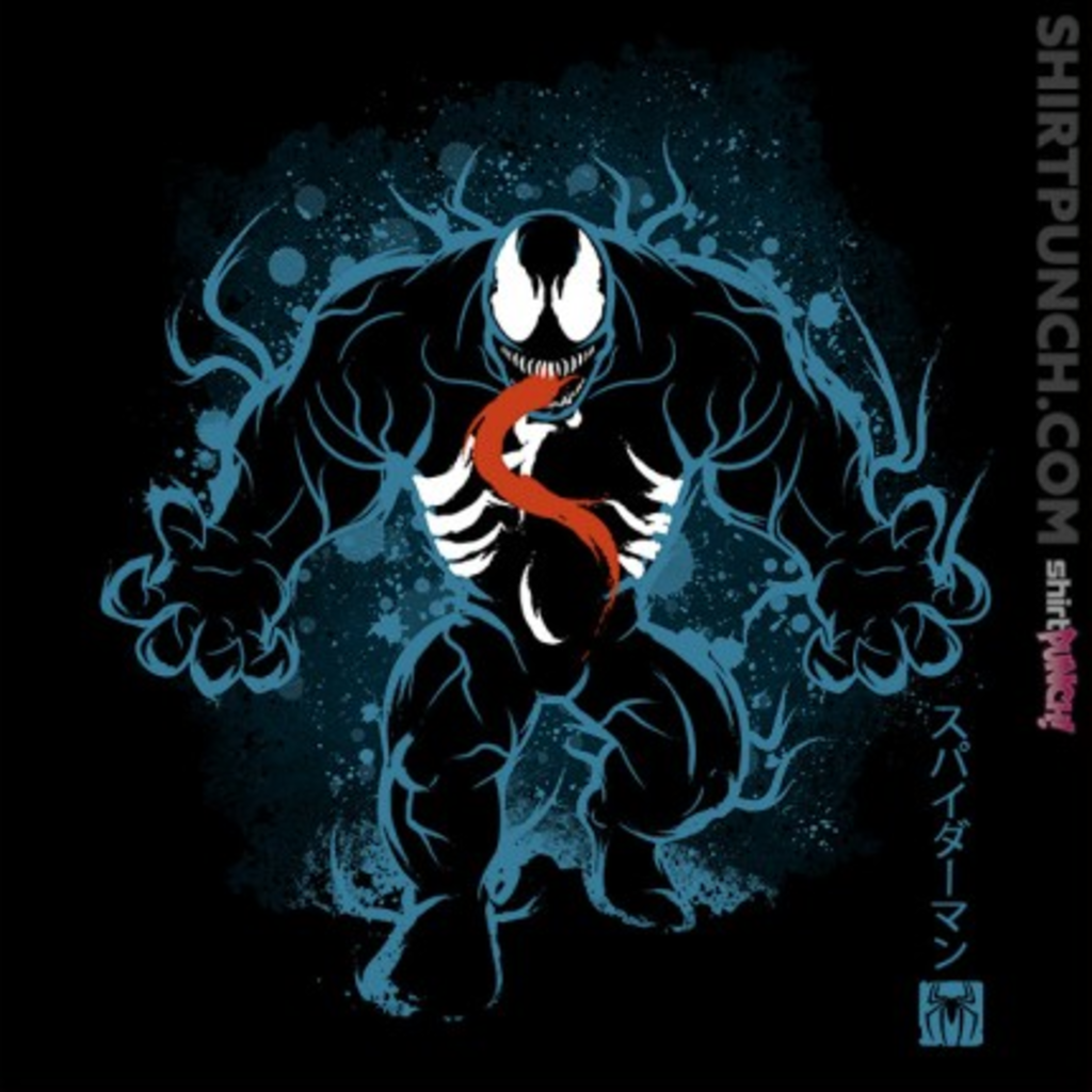 ShirtPunch: The Symbiote