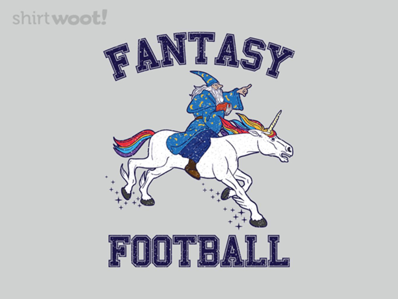 Woot!: Fantasy Football