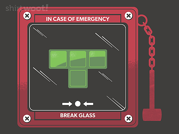 Woot!: In Case of Emergency, Bring This