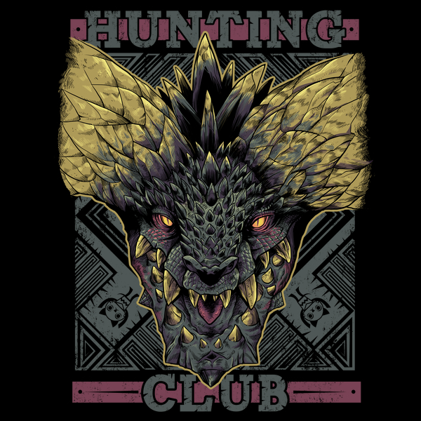 NeatoShop: Hunting Club: Nergigante