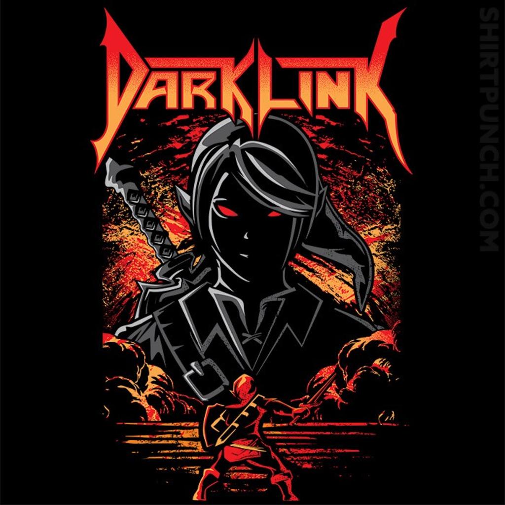 ShirtPunch: The Darkness Inside Deal