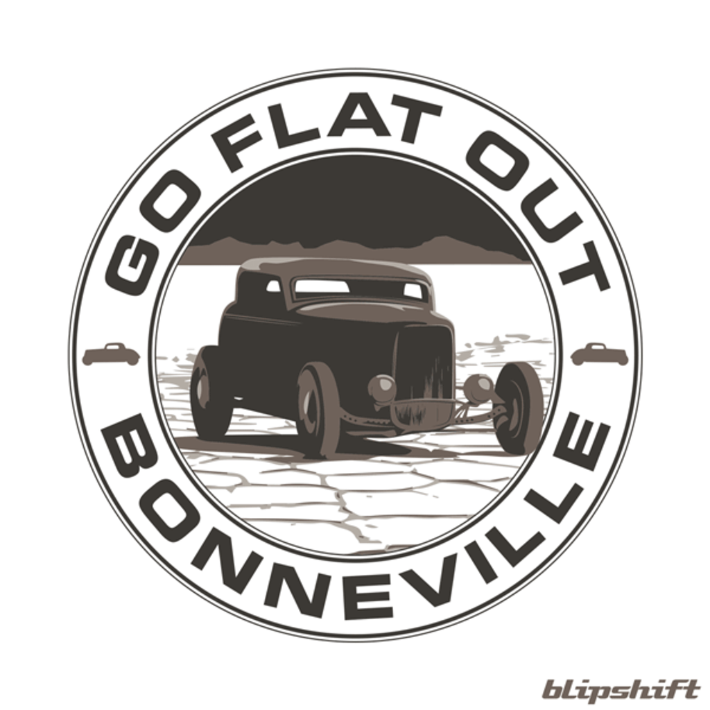 blipshift: Go Flat Out