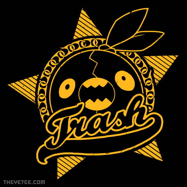 The Yetee: Trash