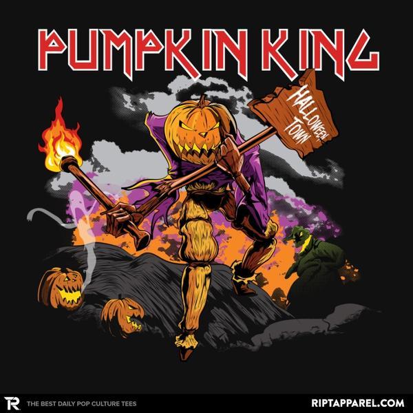 Ript: The Pumpking